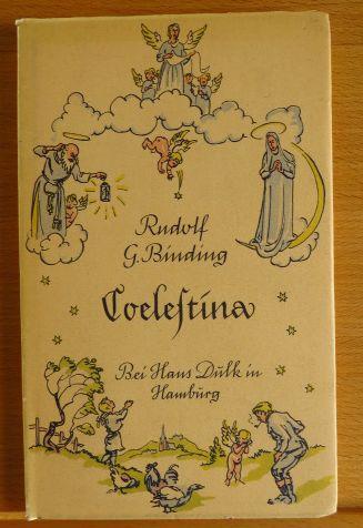 Coelestina : Eine Märchenlegende. 111. - 126. Tsd.