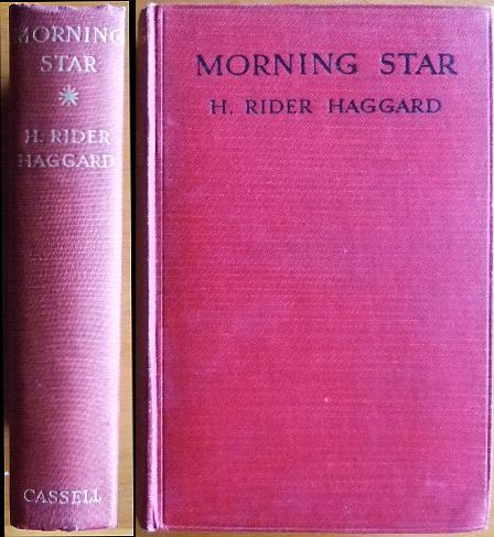 Morning Star. With three illustrations by A. C. Michael. 3rd. ed.