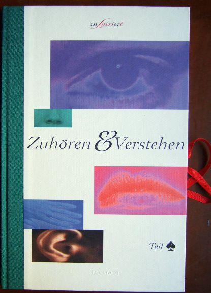 Karstadt Personalentwicklung (Hrsg.): Zuhören & Verstehen. 2 Teile in einem Bd. (Wendebuch)