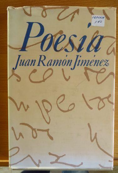 Poesía Selección, prólogo y notas de Emilio de Armas