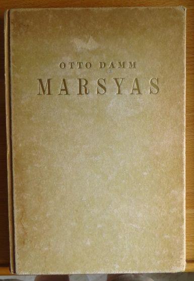 Marsyas : Gedichte.