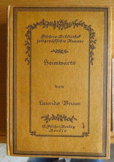 Bruun, Laurids: Heimwärts [u.a.] Novellen. von