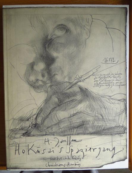 Janssen, Horst: Hokusai's Spaziergang. Hrsg. von Gerhard Schack