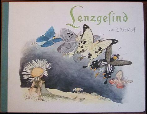 Lenzgesind. Anhand der Original-Aquarelle neu reproduzierte Ausgabe.