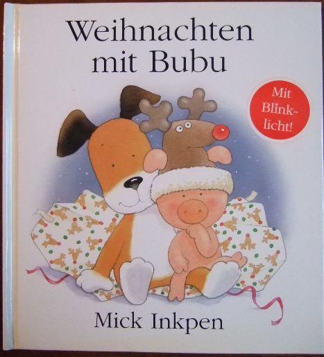 Weihnachten mit Bubu : [mit Blinklicht].