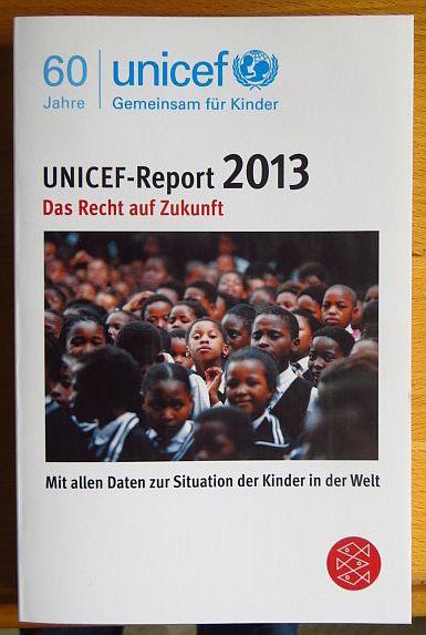 UNICEF-Report 2013. Das Recht auf Zukunft. Hrsg.v. Deutschen Komitee für UNICEF Deutsche Erstausg.