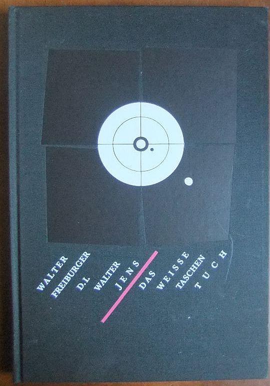Das Weisse Taschen Tuch. Nr. 183 von 999 Expl. Von Martin Felix Furtwängler und Walter Jens signiert