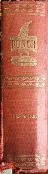 Punch, Vol. XLIX: Dec. 1865 - June 1867.