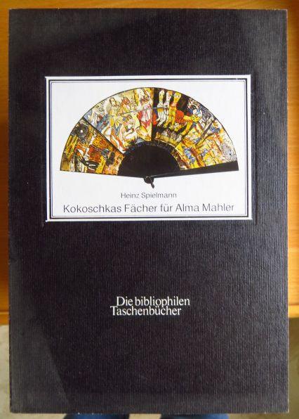 Oskar Kokoschka: die Fächer für Alma Mahler.