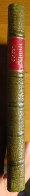 Mimili : Eine Erzählung. von H. Clauren. Mit farb. Zeichn. von Hugo Steiner-Prag