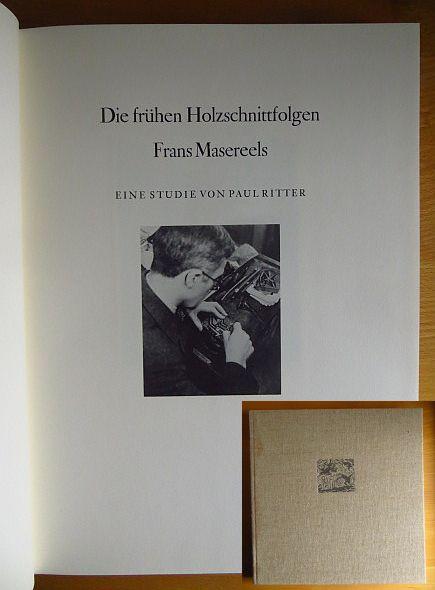 Die frühen Holzschnittfolgen Frans Masereels : e. Studie. von