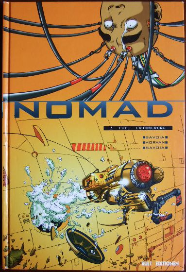 Nomad Bd.3: Tote Erinnerung.