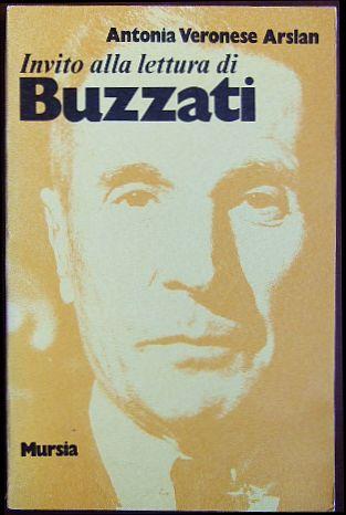 Invito alla lettura di Dino Buzzati.