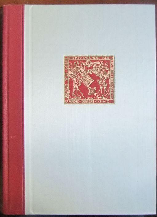 Bremen und seine Bauten 1900 - 1951. Hrsg. von unter Beihilfe d. Buchausschusses Arthur Bothe [u.a.]
