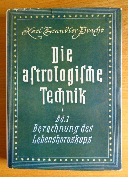 Die astrologische Technik; Teil: Bd. 1., Berechnung des Lebenshoroskopes : Korrektur der ungenauen Geburtszeit. Transite.Falken-Bücherei ; Bd. 71