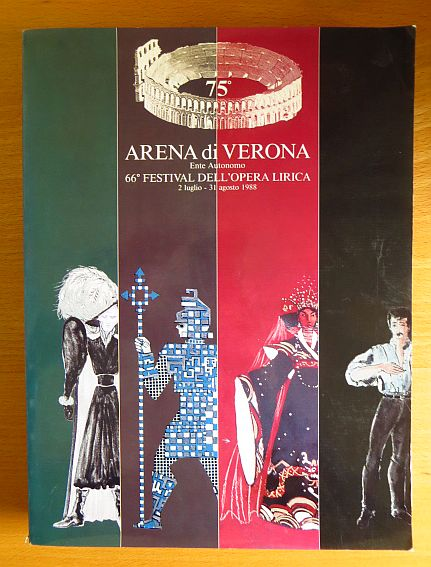 Arena di Verona. 66° Festival dell