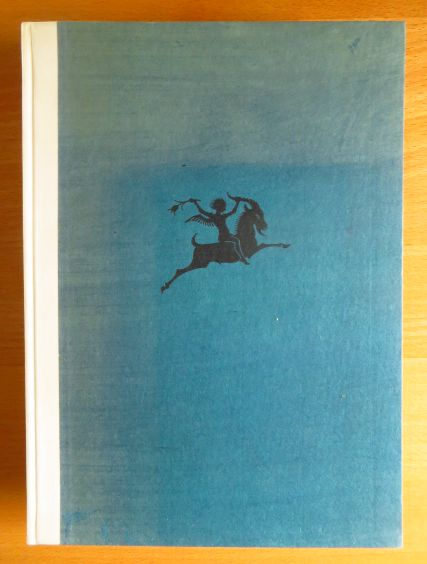 Sieben Lieder des Dafnis. Veröffentlichung der Gesellschaft zur Förderung der Ratio-Presse ; Nr 3 Auflage: 175 Ex.