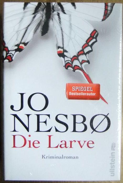 Die Larve : Kriminalroman. Aus dem Norweg. von Günther Frauenlob