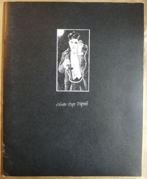 Günter Hugo Magnus : eine Ausstellung der Engelhorn-Stiftung zur Pflege und Förderung der Kunst GmbH. 14. März - 23. April 1978.
