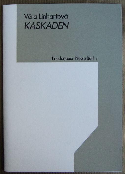 Kaskaden. Aus d. Franz. von Erika Tophoven-Schöningh 1. Aufl.