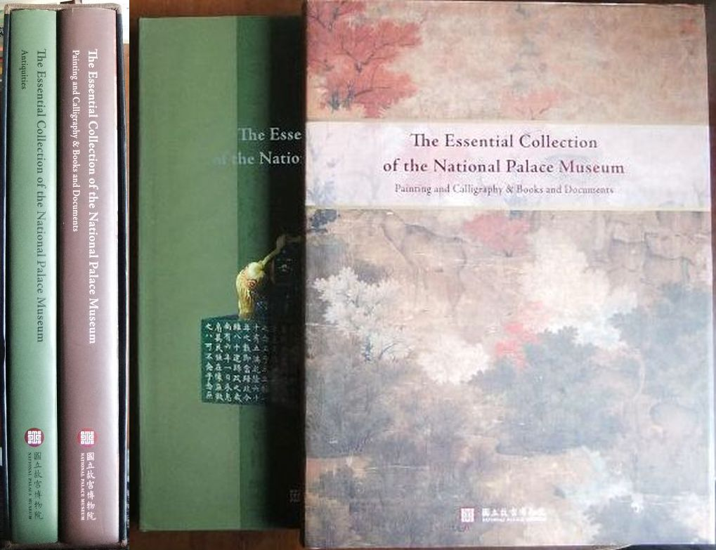 The Essential Collection of the National Palace Museum. 2 Bde. Bd.1: Antiquities, Bd.2: Painting and Calligraphy & Books and Documents