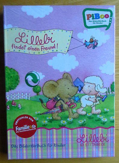 Lillebi findet einen Freund Piboo-Bilderhörbuch Auflage: Standard Version