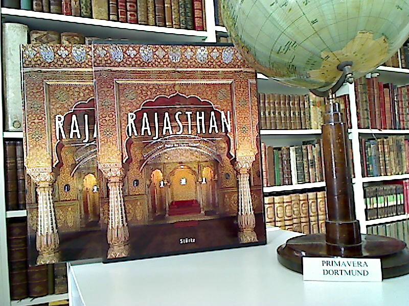 Rajasthan. Texte von Lothar Clermont. - Dix, Thomas