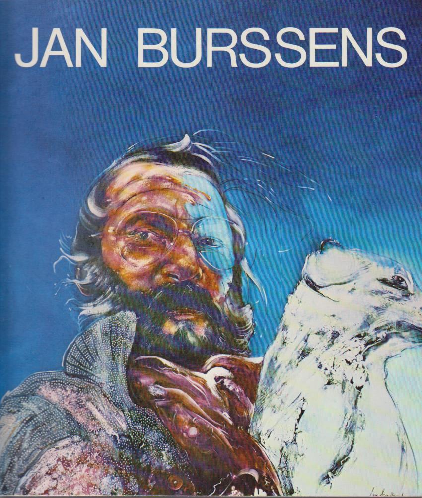 Jan Burssens. Retrospectieve Tentoonstelling. Nummeriert, hier Nr. 1664.