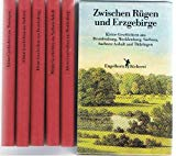 Zwischen Rügen und Erzgebirge (5 Bände) : kleine Geschichten aus Brandenburg, Mecklenburg, Sachsen, Sachsen-Anhalt und Thüringen / Engelhorn-Bücherei