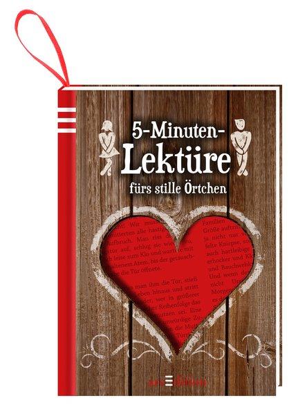 5-Minuten-Lektüre fürs stille Örtchen fürs stille Örtchen