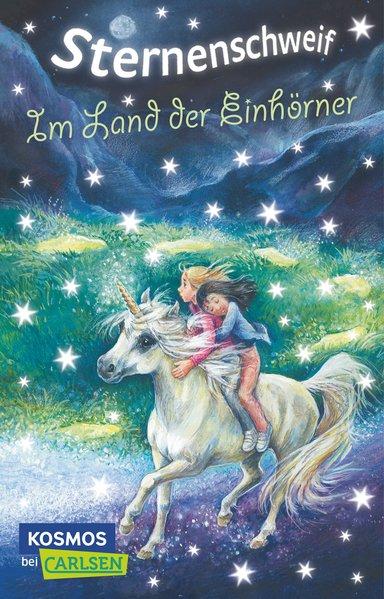 Im Land der Einhörner / Linda Chapman ; mit Illustrationen von Biz Hull ; erzählt von Ina Brandt / Chapman, Linda: Sternenschweif Carlsen ; 1514 Kosmos bei Carlsen