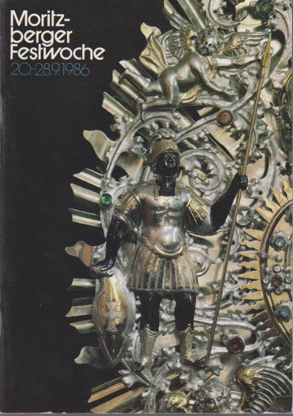 Moritzberger Festwoche 20.-28.9.1986. Festschrift