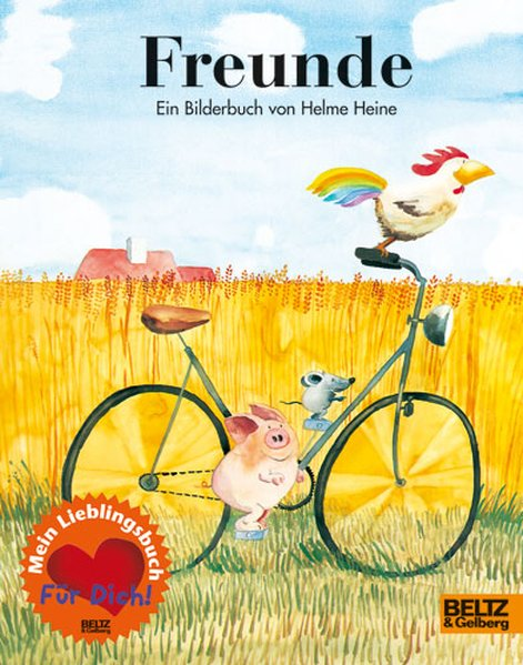 Heine, Helme: Freunde : ein Bilderbuch / von Helme Heine