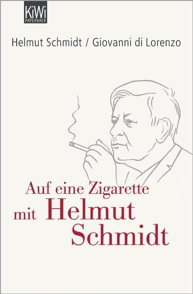 Auf eine Zigarette mit Helmut Schmidt / Helmut Schmidt/Giovanni di Lorenzo / KiWi ; 1158 : Paperback Paperbacks bei Kiepenheuer & Witsch 5. Aufl.