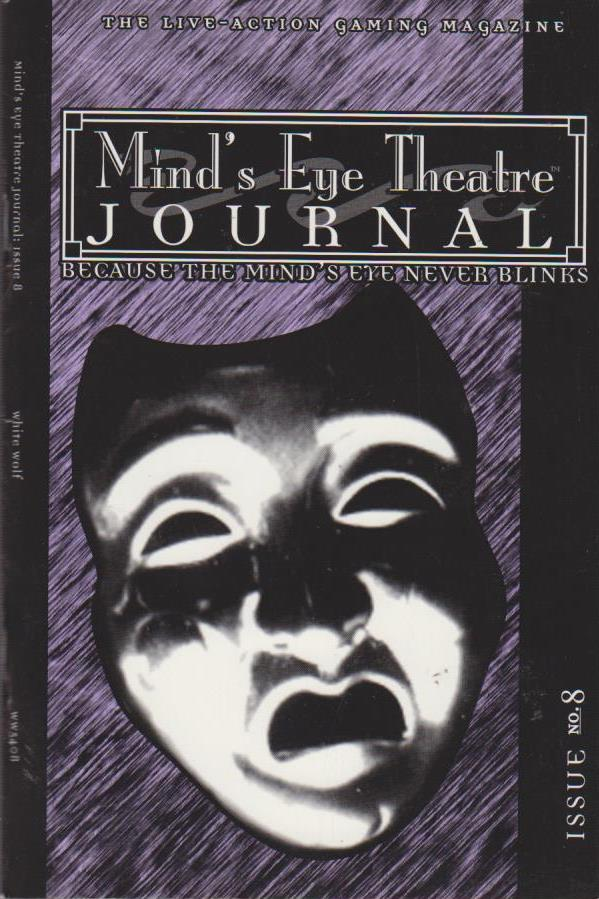 Minds Eye Theatre Journal: Issue #8 Vampire : The Masquerade