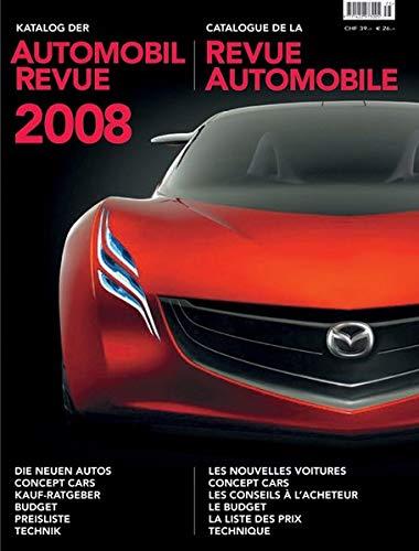 Katalog der Automobil Revue 2008