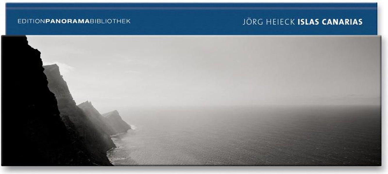 Heieck, Jörg: Islas Canarias / Jörg Heieck. [Text: Roland Wiedemann. Transl.: Global-Text, Heidelberg, Mark Woolfe ; Sebastián González Mohíno] / Edition-Panorama-Bibliothek 1., Aufl.