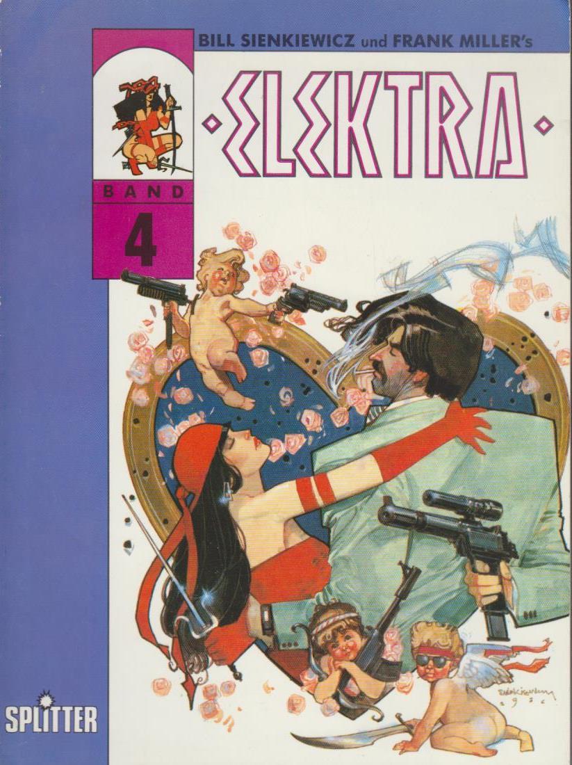 Elektra Band 4 : Junge Liebe