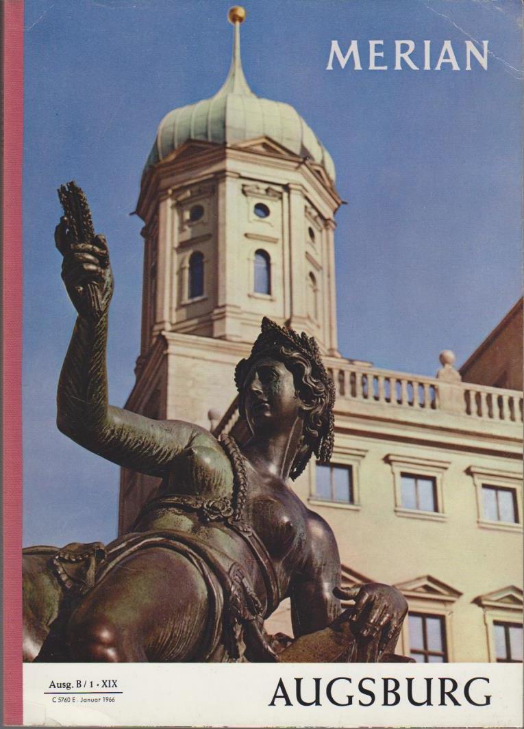 Autorengruppe: MERIAN : 19. [XIX.] Jahrgang 1966 - 12 Hefte.
