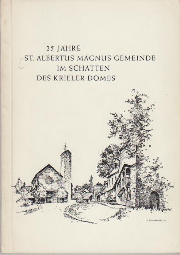 25 Jahre St. Albertus Magnus Gemeinde im Schatten des Krieler Domes.