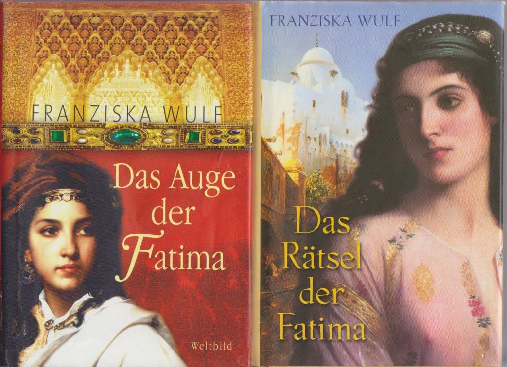 Die Steine der Fatima - Das Rätsel der Fatima - Das Auge der Fatima (3 Bände)