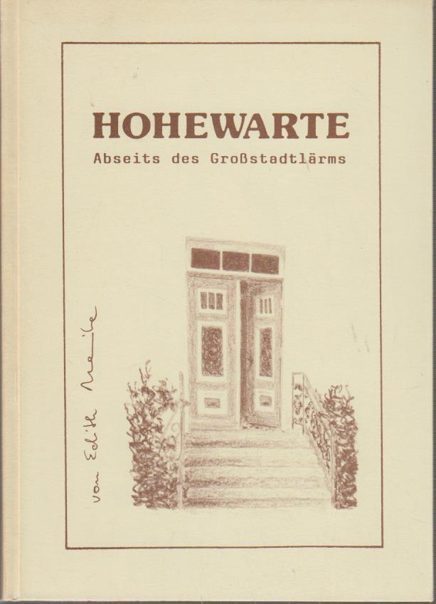 Meinke, Edith: Hohewarte : Abseits des Großstadtlärms.