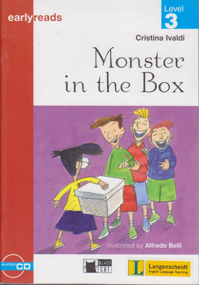 Monster in the Box + CD (Earlyreads)