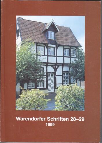 Leidinger, Prof. Dr. Paul: Warendorfer Schriften 28 - 29