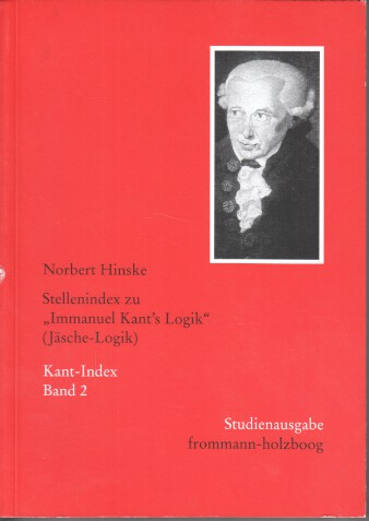 """Stellenindex zu """"Immanuel Kant"""