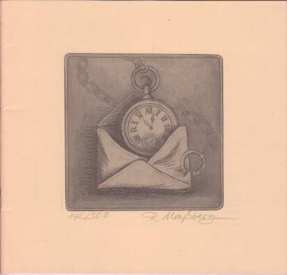 Zeichen- Sprache. Signiert und nummeriert (142 von 300) von Renata Maßberg.