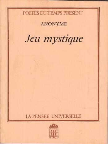 Jeu mystique