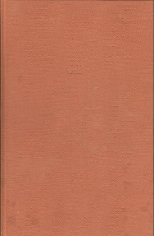 Beauclair, Gotthard de: Von Staub eine Fackel : Gedichte aus vergessener Welt. Maximilian-Ges. Mit e. Nachw. von Castor Seibel