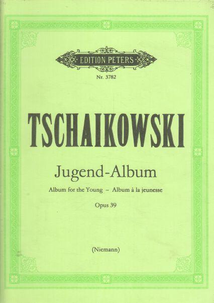 Jugend-Album : Klavier ; op. 39 = Album for the young. Hrsg. von Walter Niemann