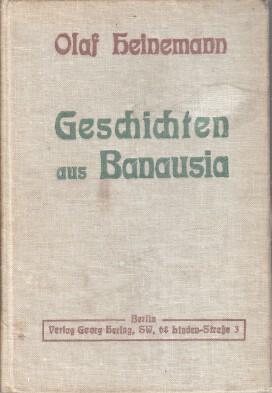 Geschichten aus Banausia. 1. - 2. Tsd.